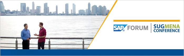 SAP Forum & SUGMENA Conference :