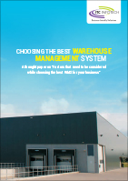 An efficient Warehouse Management System is essential for the business' growth