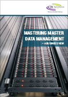 Align master data management with the overall business strategy