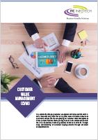 Customer Value Management (CVM)
