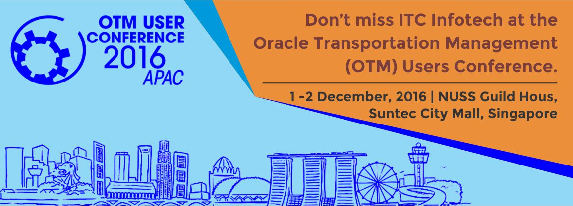 Oracle Transportation Management (OTM) Users Conference APAC