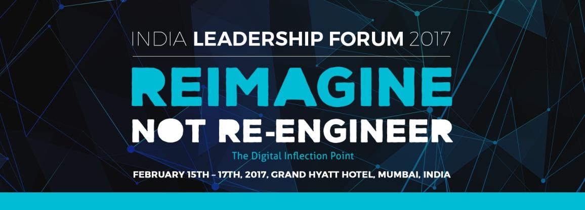 NASSCOM India Leadership Forum (NILF), 2017