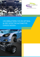 CAE Simulations For An Optimal & Cost Effective Automotive Chassis Design