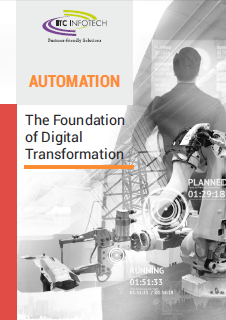 Automation – The Foundation of Digital Transformation
