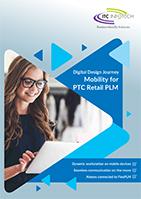 Digital Design Journey Mobility for PTC Retail PLM