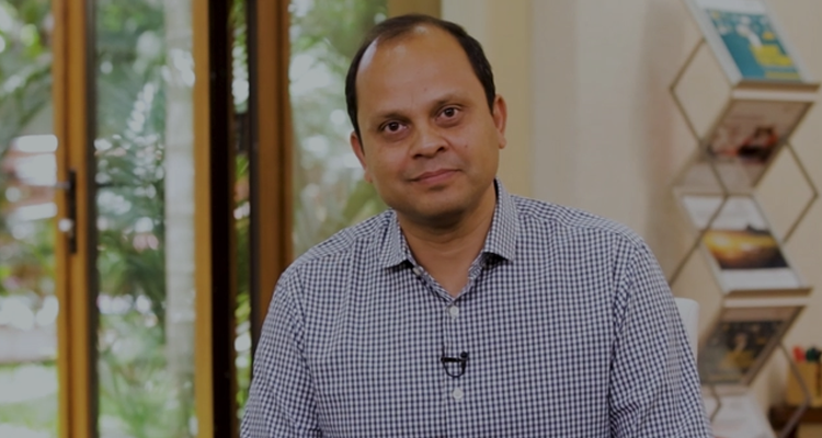 Sudip Singh, CEO & Managing Director of ITC Infotech